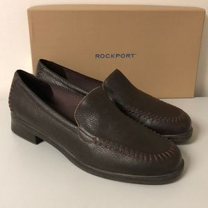 Rockport  Women's Brown Leather Shoes Size 9.5